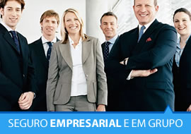 Seguro Empresarial e em Grupo