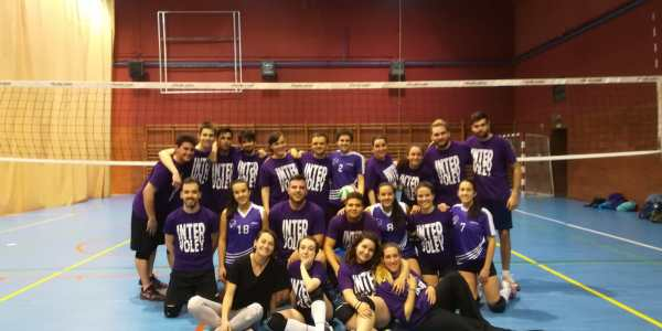"DOBLETE DE INTERVOLEY ""B"""