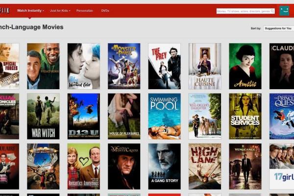 Bypass Netflix - film français