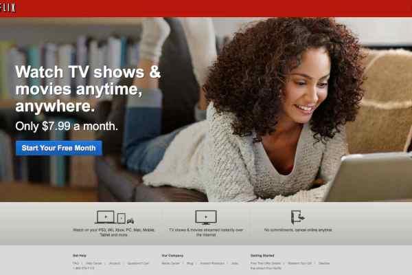 Unblock Netflix - Watch movies & tV shows free