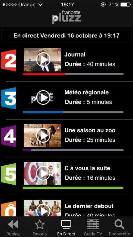 regarder France TV hors France