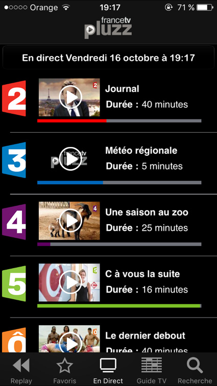 regarder France TV hors France