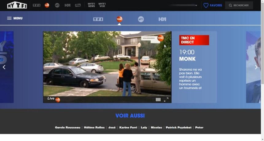 direct MTC live stream outside France, contourner geo blocage,unblocked