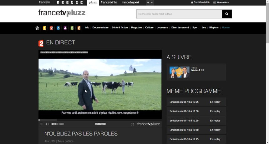 direct France 2 live stream hors France, contourner geo blocage