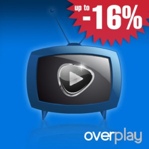 Overplay deal discount coupon free offer