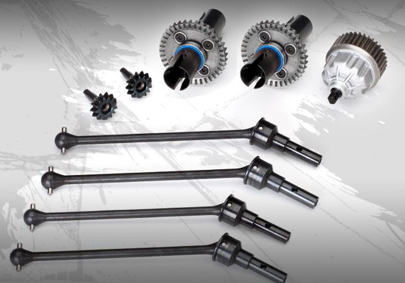 Traxxas E-Revo 2.0 Brushless 4WD TQi TSM 2
