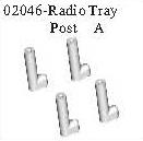 02046 - Upper plate mast A*4 3