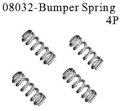 08032 - Shock spring 2