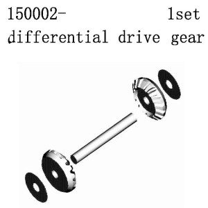 150002 - DifferenTial Driven Gear Set 3