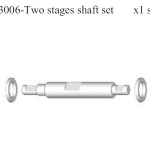 163006 - Two stages shaft set 3