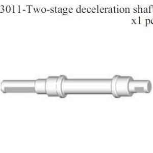 163011 - Two-stages deceleration shaft 6