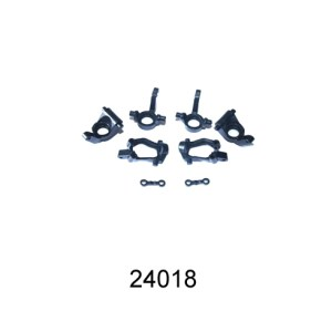 24018 - Front/rear Hub Carriers+Front Steering Hubs+Fasteners 6