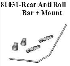 81031 - Rear shield dumpage lever 4