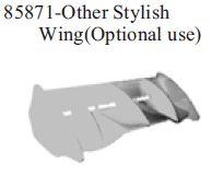 85871 - Other Stylish Wing (Optional use) 10