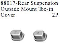 88017 - Rear Supension Outside Mount Toe-inCover2P 4