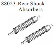 88023 - Rear shield shock brace 2