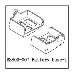 BS803-007 - Left Battery Tray 3