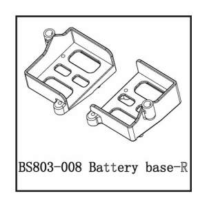 BS803-008 - Right Battery Tray 4