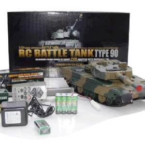 RC tank Type 90 2