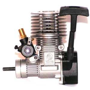 Vertex 2,6cc motor