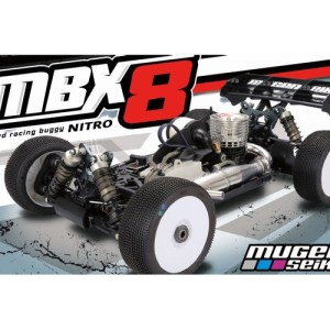 Mugen Seiki MBX8