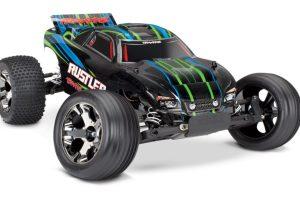 37076-4-Rustler-VXL-GREEN-3qtr-front