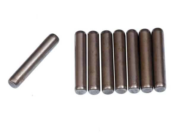 E0210 3x16.8 Wheel Hub Pin (8pcs) 1