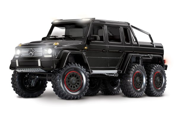 TRX-6 Mercedes-Benz® G63 AMG 6×6 Crawler 1