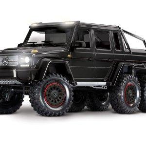 TRX-6 Mercedes-Benz® G63 AMG 6×6 Crawler 3