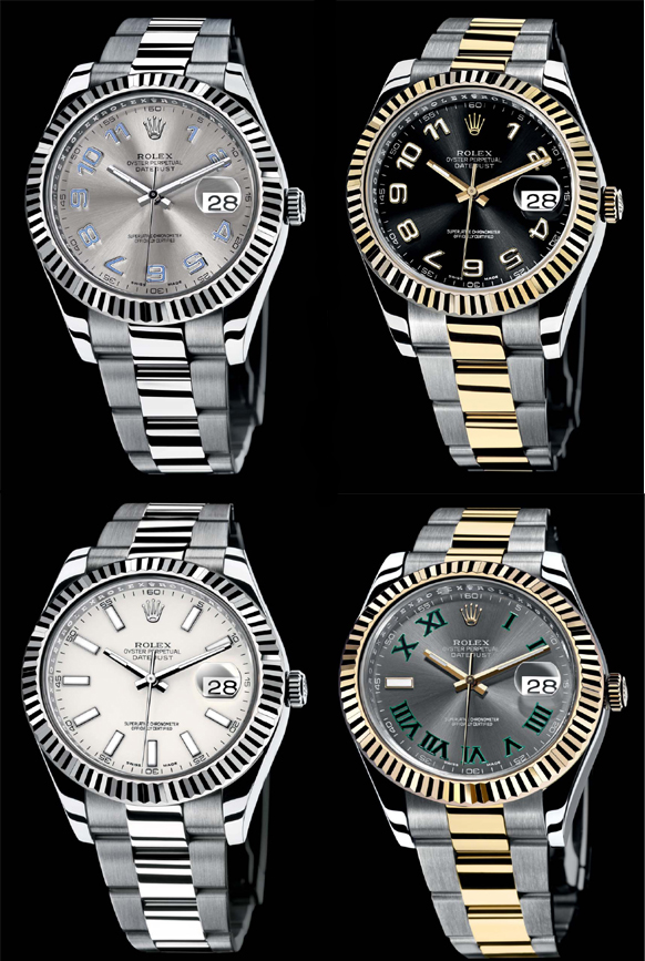 Rolex Oyster Perpetual Datejust 3