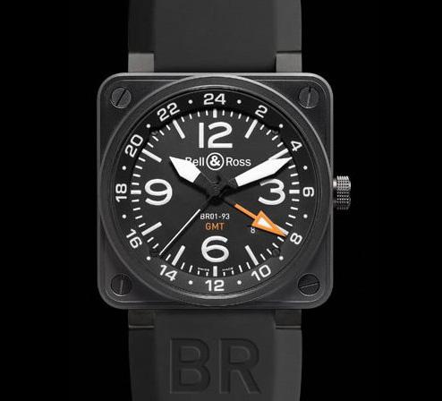 Bell & Ross BR 01-93 24H GMT