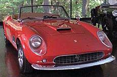 Ferris Bueller's Day Off Ferrari 250 GT