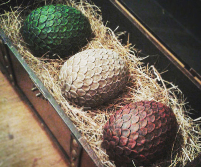 Game Of Thrones Dragon Eggs INTERWEBS
