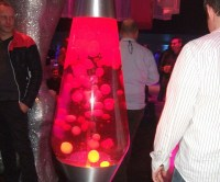 Giant Lava Lamp Tower - INTERWEBS