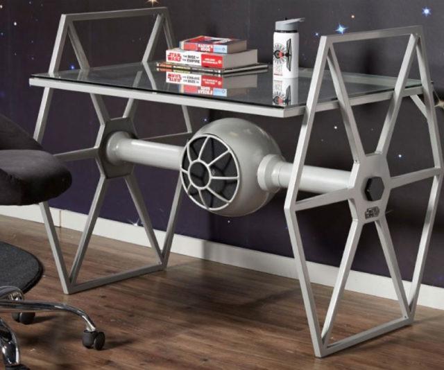 Star Wars Tie Fighter Desk  INTERWEBS