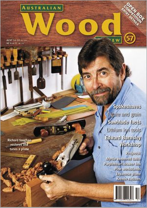Australian Wood Review Back Issue 57
