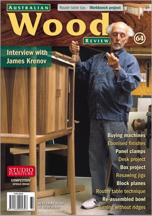 Australian Wood Review Back Issue 64