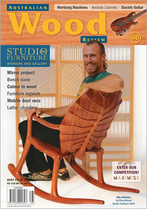 Australian Wood Review Back Issue 66
