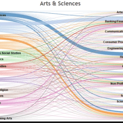 How To Do A Sankey Diagram Rj11 Plug Wiring College Career Diagrams Data Visualizations And