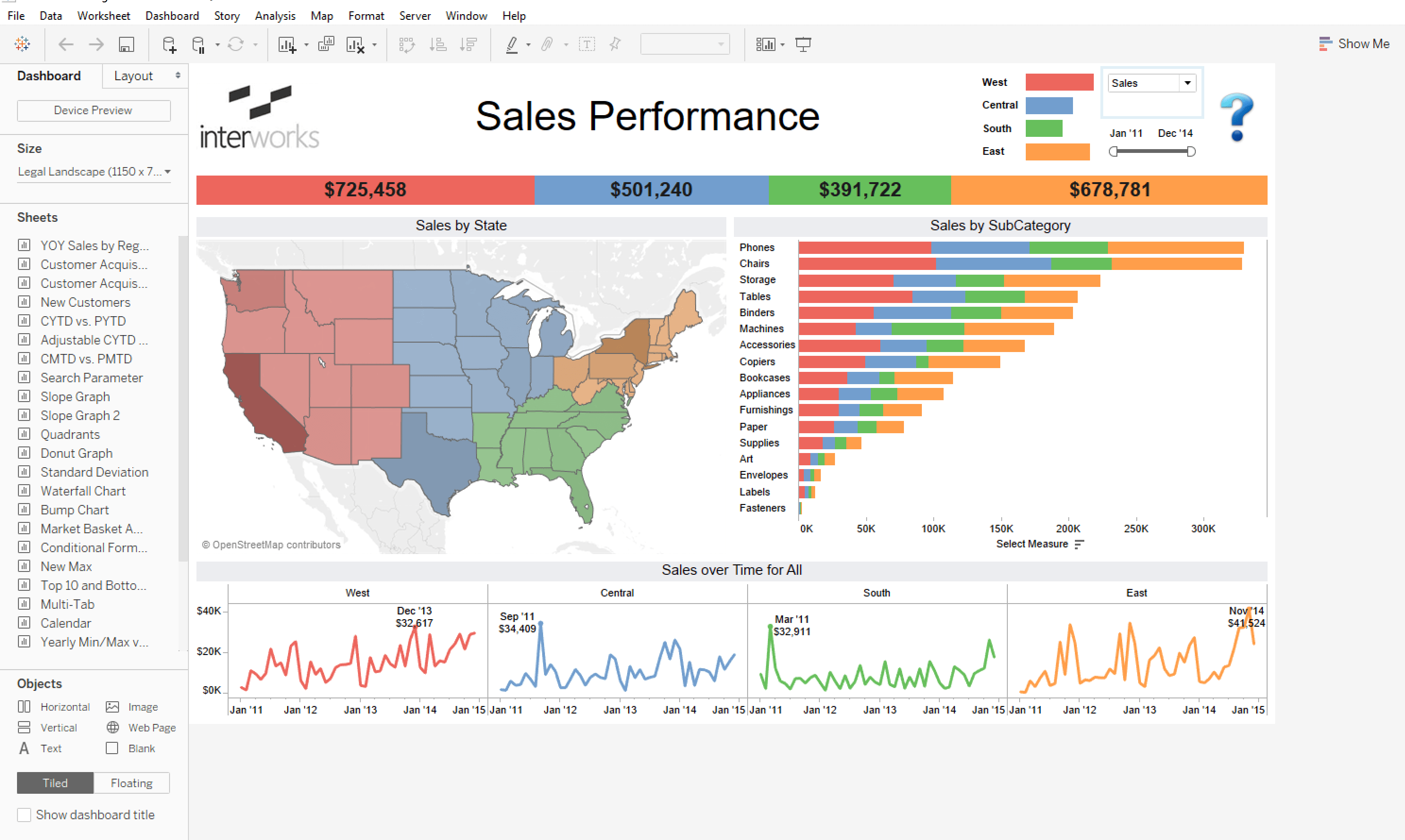 Scaling Tableau Dashboards On High Res Monitors