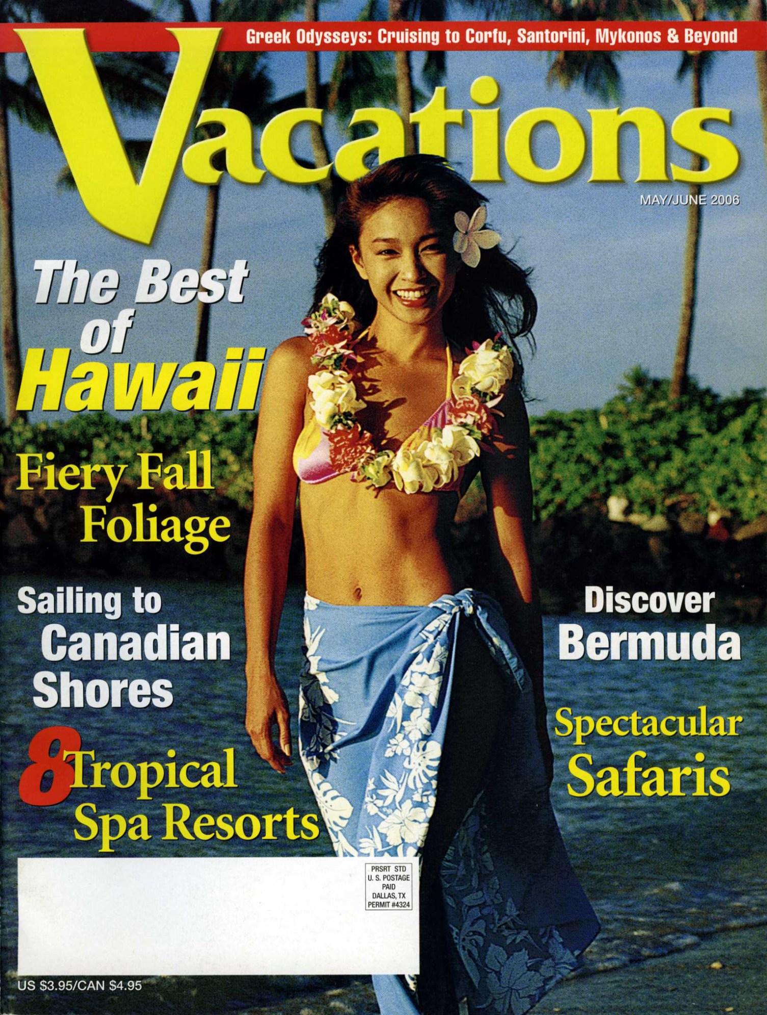 05-06_COVER_CrusingCanada, FallFoliage, Hawaii, Safaris