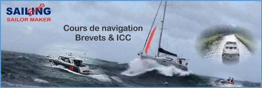 Cours de navigation – brevets et ICC