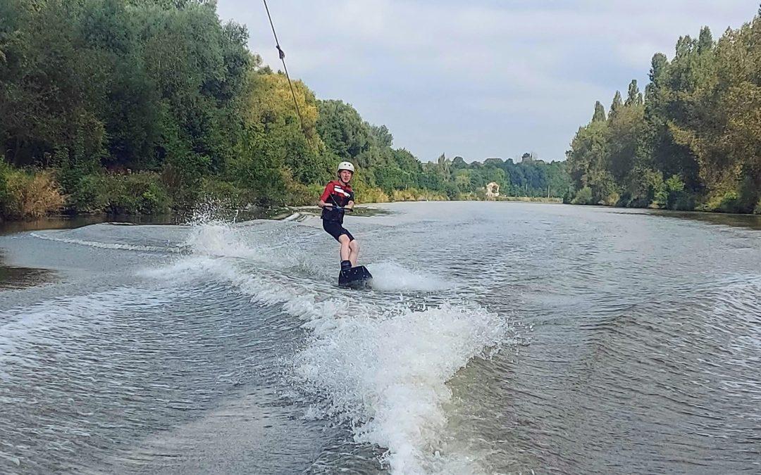 Journée ski & wake du 19/09/21