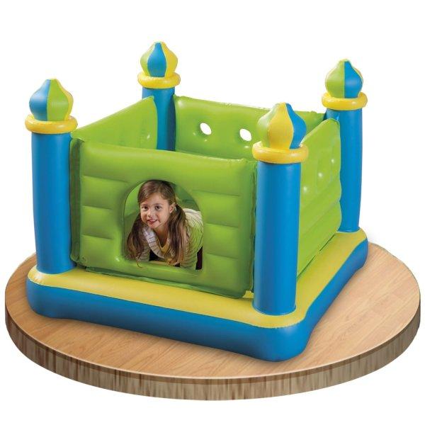 Junior Jump-lene Inflatable Castle Bouncer In