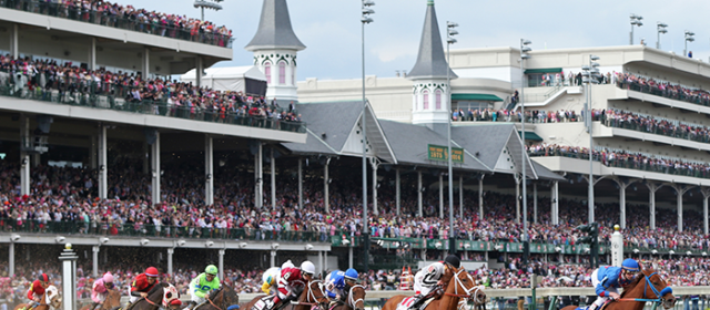 Churchill Downs New Edition – 2014