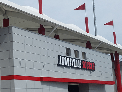 Louisville Men's Soccer Stadium