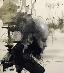 Imprint No 37, Mixed Media on Paper