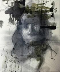 Imprint No 38, Mixed Media on Paper