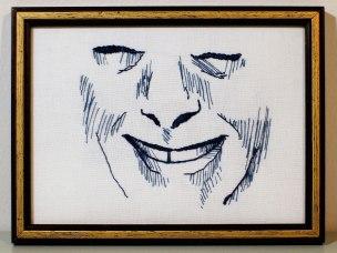 Denis Thatcher 12x17 cm