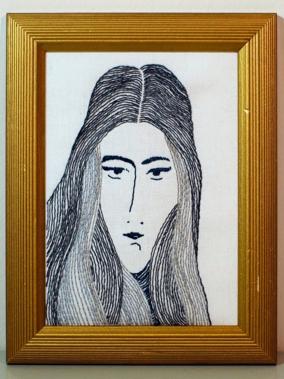 Jeanne Hebuterne 12x17 cm